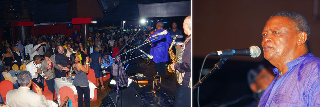 Hugh Masekela Live